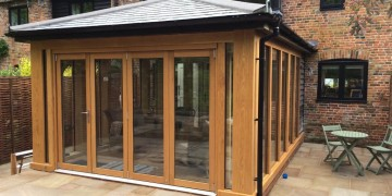 Oak-Framed Extension